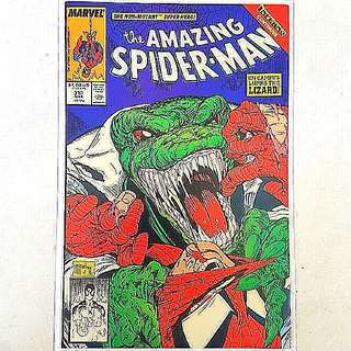 Marvel Comics Amazing Spider-Man 313 Near Mint Condition