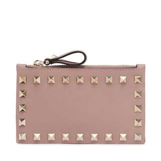 Valentino Rockstud Card Holder (PO)