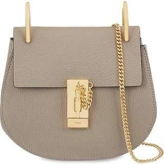 Chloe Mini Drew Bag (PO)