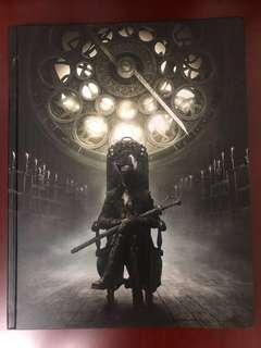 Bloodborne - The Old Hunters - Collectors Edition Guide - Rare