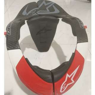 Alpinestar Carbon neckbrace