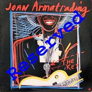 Joan Armatrading Vinyl LP, used, 12-inch original pressing