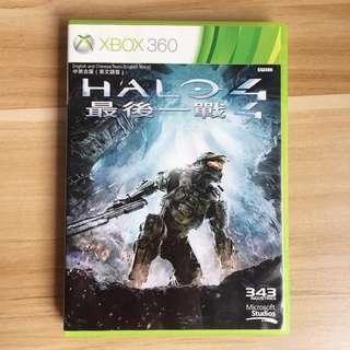 Xbox Games - Halo 4