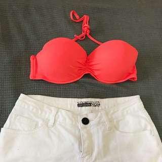 On sale bikini top