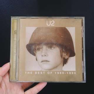 U2 – The Best of 1980 - 1990 Album