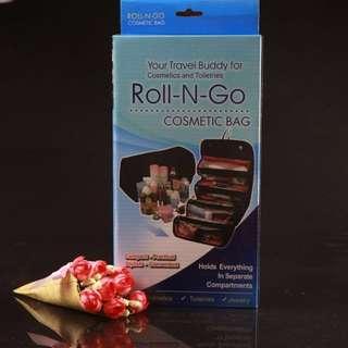 ROLL N GO COSMETIC BAG