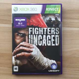 Xbox Games Kinect - Fighters Uncaged