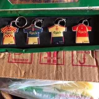 WorldCup keychains