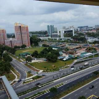 Beautiful Unblocked View High Floor 4 Room HDB For Sales