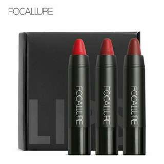 FOCALLURE MATTE LIP STICK SET