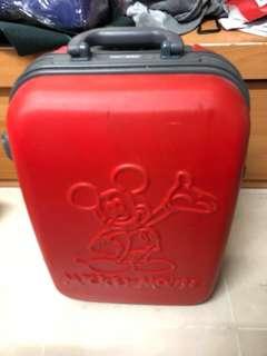 Mickey Mouse 米奇老鼠 行李箱/喼