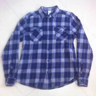 Double Pocket Flannel