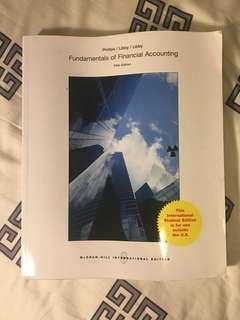 Fundamentals of Financial Accounting (Fifth Edition)