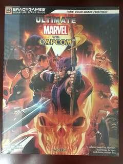 Ultimate Marvel VS Capcom 3 Strategy Guide