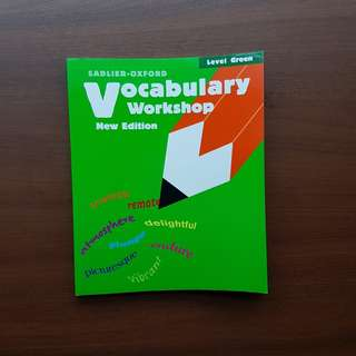 Sadlier-Oxford Vocabulary Workshop