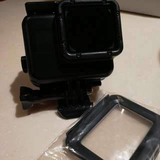 Gopro 5 / 6 Blackout Waterproof / Underwater Housing