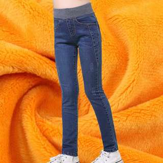 Premium Girl's dark Blue Jeans