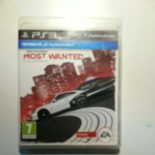 Need For Speed(for ps3)