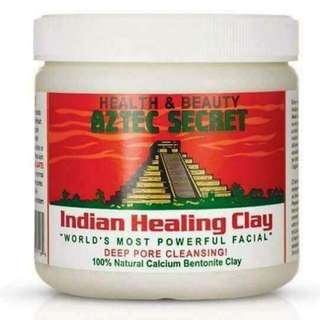 1LB Aztec Indian Healing clay (Pre-order)