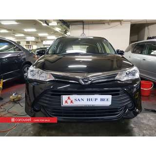 Toyota Corolla Fielder 1.5 Auto X