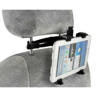 Universal Car Headrest Mount Holder for Tablet