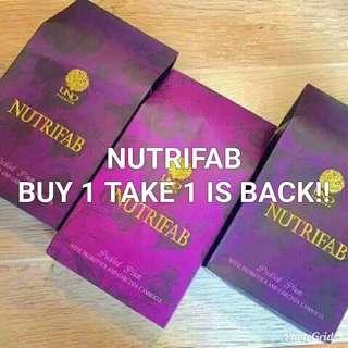 Sa mga nanganak na gustong pumayat (Nutrifab Fat Burner)