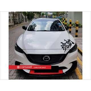 Mazda 6 2.5A
