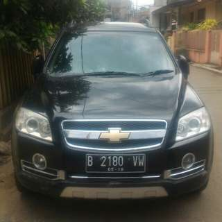 chevrolet captiva bensin 2.4L AT th.2008