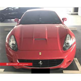 Ferrari California 4.3A