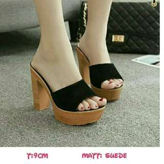 Heel black jenu uk 36-40