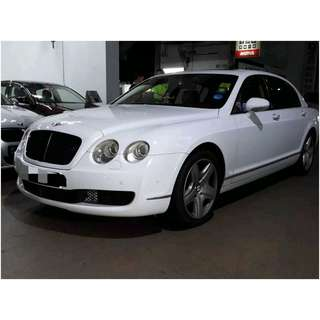 Bentley Continental Flying Spur 6.0A (COE till 05/2026)