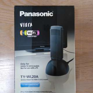 Panasonic Viera TY-WL20A Wireless Adaptor