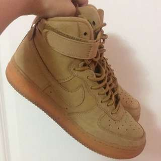 Nike Air Force 1 High Wheat