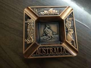 Ashtray from Australia