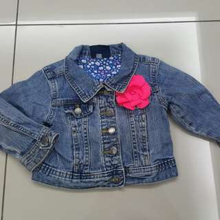 Genuine Kids Denim Jacket (18-24months)