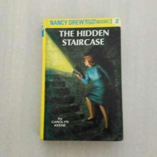 Nancy Drew: The Hidden Staircase #2 (HB)