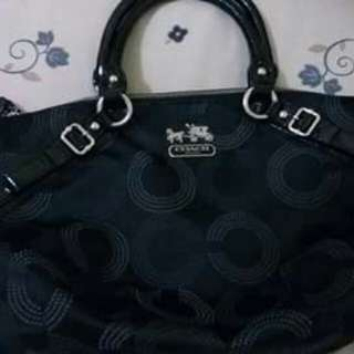 Authentic coach bag