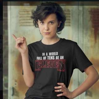 (PO) Stranger Things Eleven Shirt