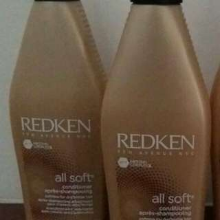 REDKEN All Soft Hair Conditional 250ml