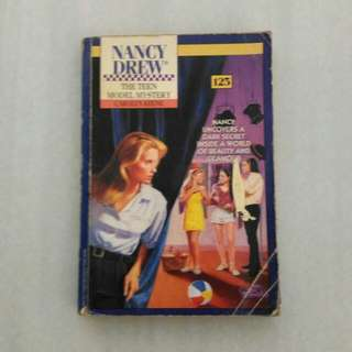 Nancy Drew: Teen Model Mystery #125 (MMPB)