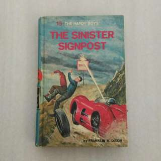 The Hardy Boys: The Sinister Signpost #15 (BH)