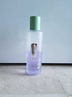 Clinique Clarifying Lotion 2 Dry to Combination 400ml