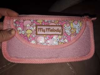 My melody pen pouch authentic