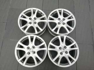 "Mazda 2 16"" Rim Original Enkei"