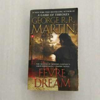 Fevre Dream by George R. R. Martin (MMPB)