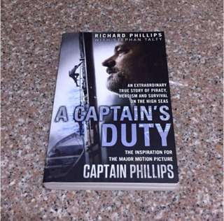 A Captain's Duty book