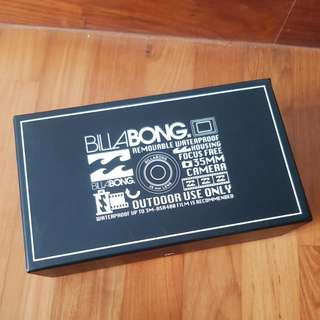 Billabong Waterproof Camera
