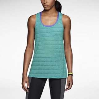 Nike Women's Dri Fit Cool Breeze Racerback Tank