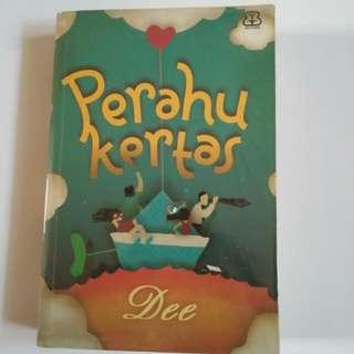 Novel Preloved - PERAHU KERTAS
