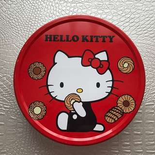 Hello kitty圓盒子